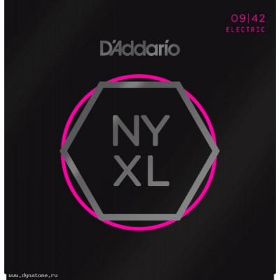 Третье революционное поколение струн для электрогитары от D'Addario - NYXL