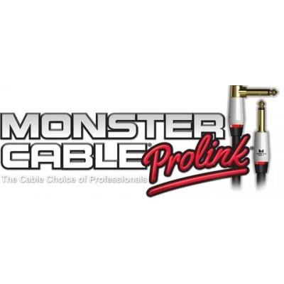 Инструментальные и микрофонные кабели Monster