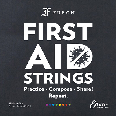 FURCH запускает акцию FIRST AID STRINGS